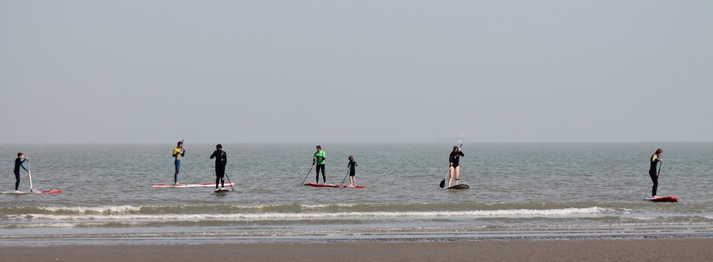 BeachclubBlankenberge-SUP-lessen