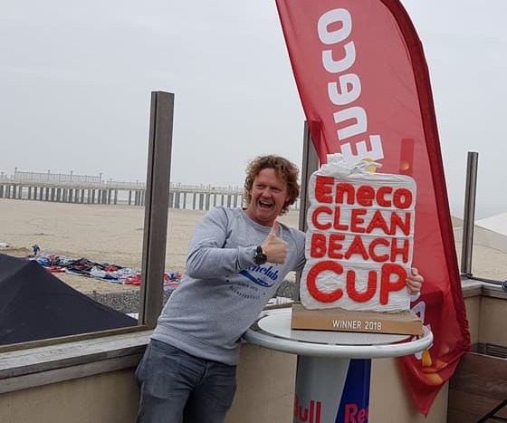 Eneco Clean Beach Club!