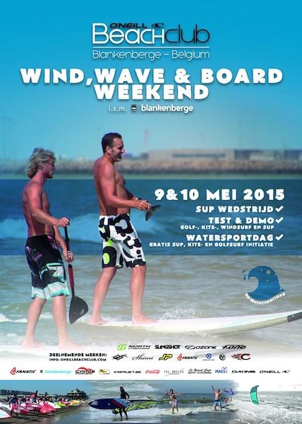 O'neill Wind, Wave & Board Weekend