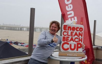 Eneco Clean Beach Club!