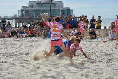 Belgian Open Beach Rugby Competition